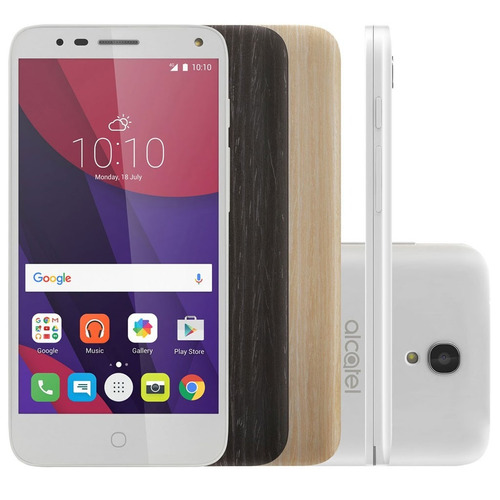 telefone celular alcatel pop 4 premium android 4g s/ juros