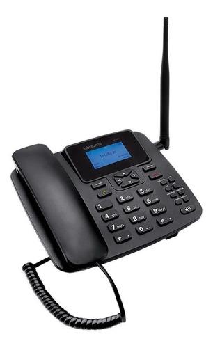telefone celular fixo cf4201 gsm, viva voz - intelbras