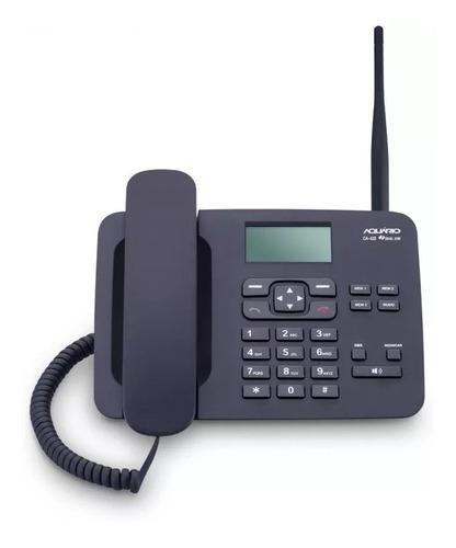 telefone celular fixo mesa 2chip ca-42s aquário desbloqueado
