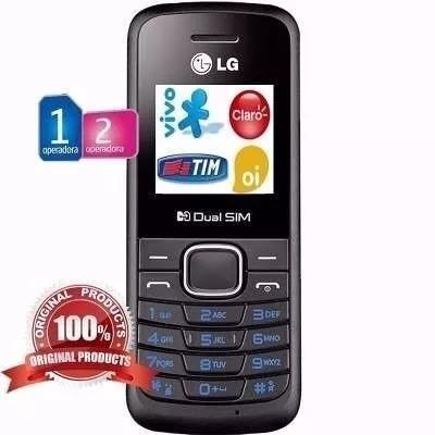 telefone celular lg b220 radio fm lanterna dual chip barato