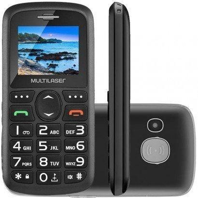 telefone celular para idoso multilaser teclas grandes