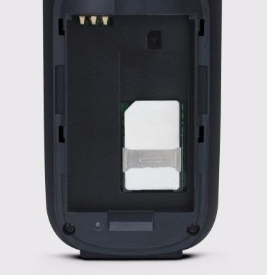 telefone celular rural sem fio aquário ca45