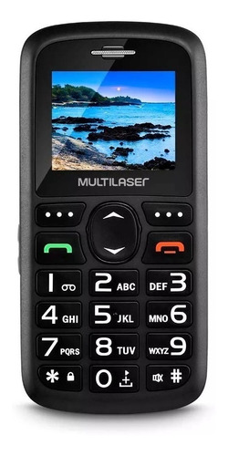 telefone celular vita 3 multilaser p9048 mp3 radio