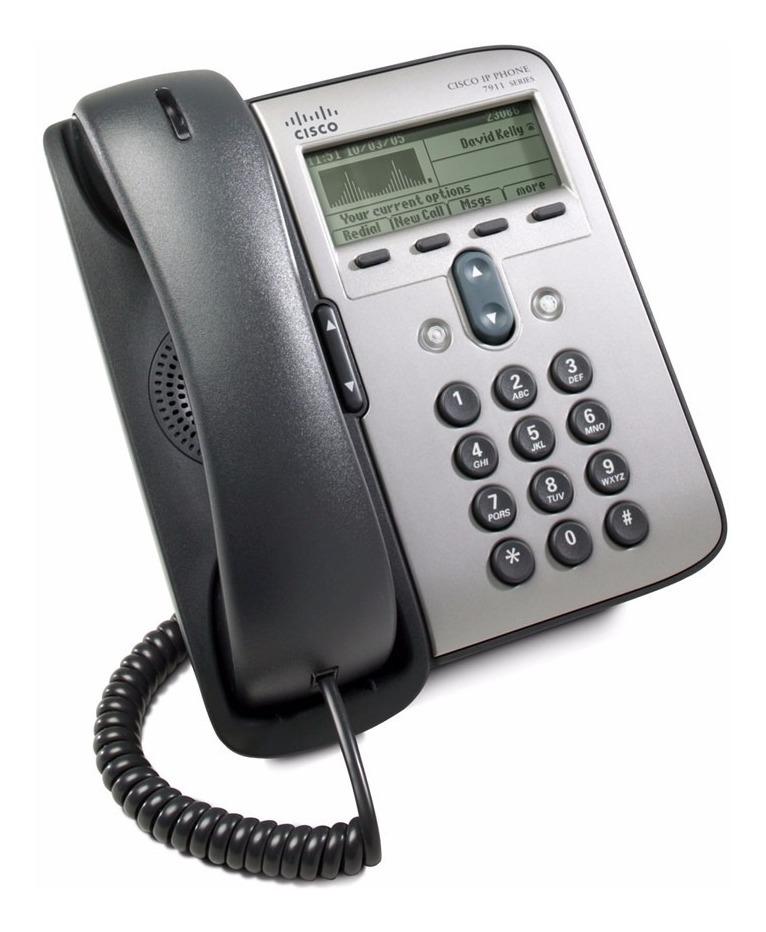 Telefone Cisco 7911 Sip Elastix Asterisk Issabel