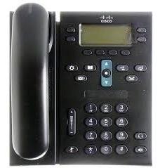 telefone cisco ip (voip) 6941 suporta 4 linhas e um viva voz