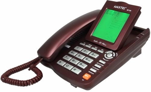 telefone com identificador chamadas