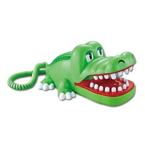 Telefone De Mesa Crocodilo Com Fio Jacaré Verde - R  84,00 em Mercado Livre b5ba20be32