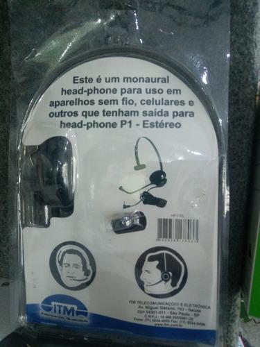 telefone fone para celular