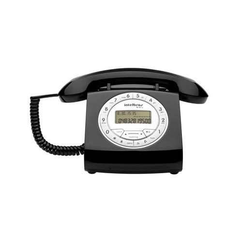 telefone intelbras com fio tc 8312