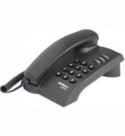 telefone intelbras pleno preto - kit unidades 10