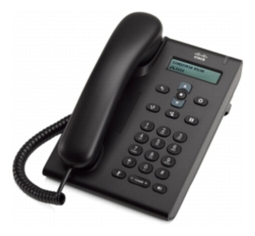 telefone ip cisco voip unified sip cp-3905 com fonte