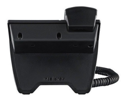 telefone ip voip intelbras tip 125 display viva-voz poe top
