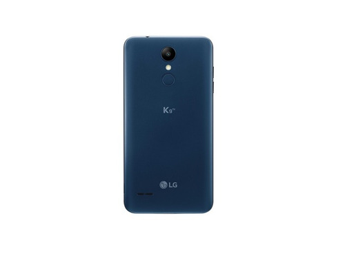 telefone lg k9 azul 16 gb 2 ram câmera 8m rede 4g original