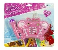 telefone musical infantil princesas som para bebe e criança
