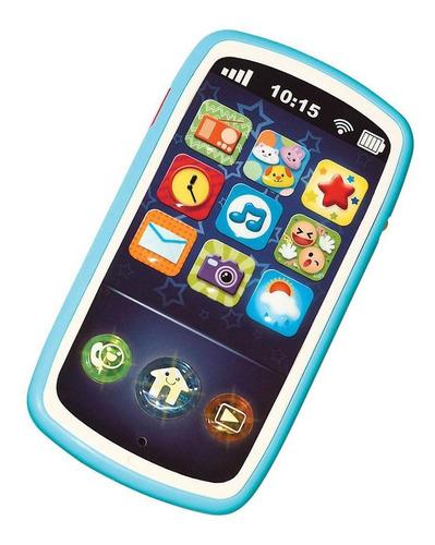 telefone musical - meu primeiro smartphone - winfun