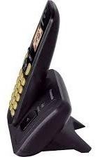 telefone panasonic s/fio c/ viva voz kx-tgc210lbb