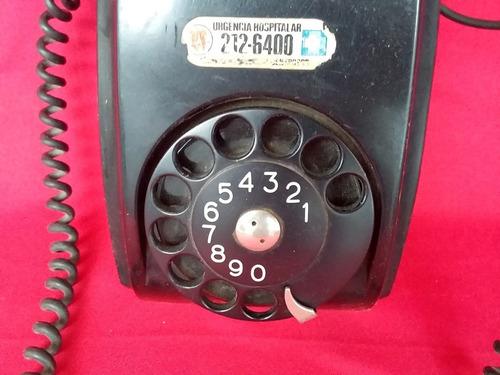 telefone parede antigo