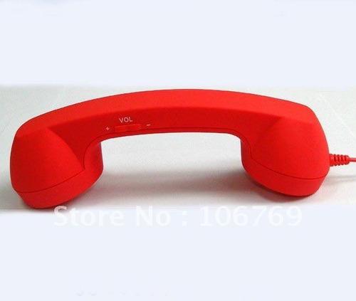 telefone pop phone retro p/ iphone4 4s galaxy nokia tablets