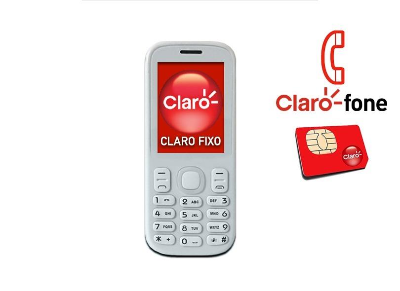7ec599af36a Telefone Claro Fixo Sem Fio Tipo Huawei F661 Branco - R  149