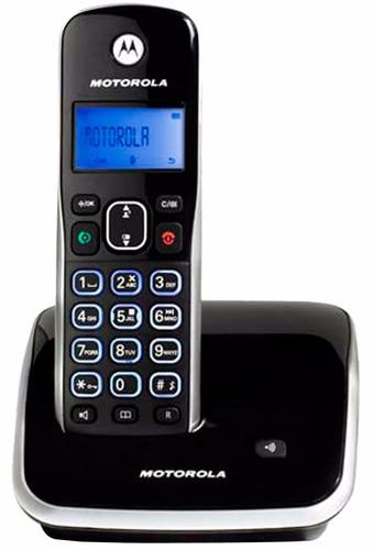 telefone sem fio motorola auri 3500 dect 6.0 bina e viva-voz
