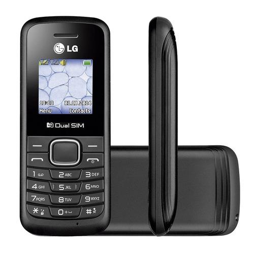 telefone simples para idosos lg b220 2g 2chips original