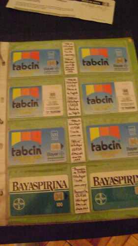 telefonica coleccion tarjeta