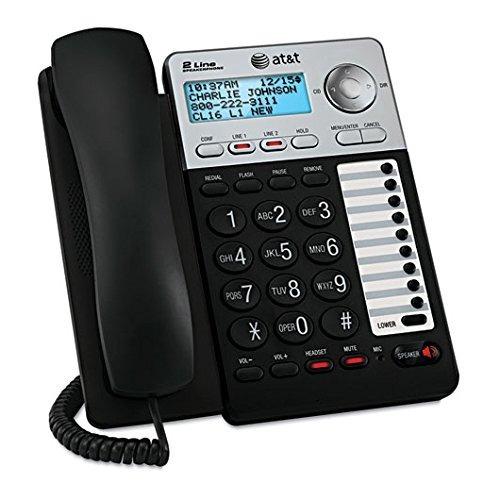 telefono 2 lineas at&t ml17929 envio gratis msi