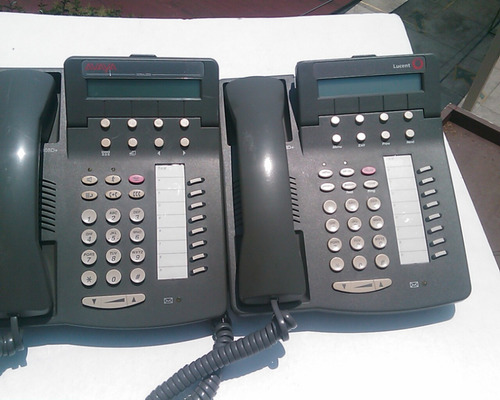 telefono 6408d+ avaya-lucent