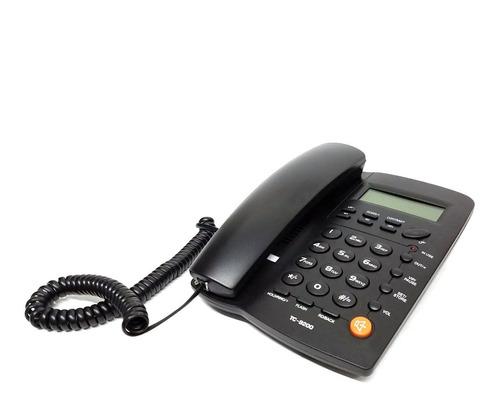 telefono alambrico economico tradicional casa oficina fijo /e