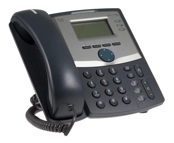 Telefono Ip Cisco Spa 303 De 3 Lineas Con Pantalla Spa303-G1