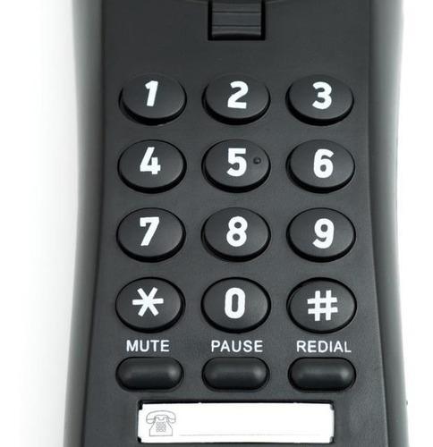 teléfono alámbrico select sound 8340 negro