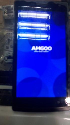 telefono amgoo am522 con tactil dañado