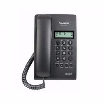 teléfono analógico panasonic, analógica, escritorio/pared,