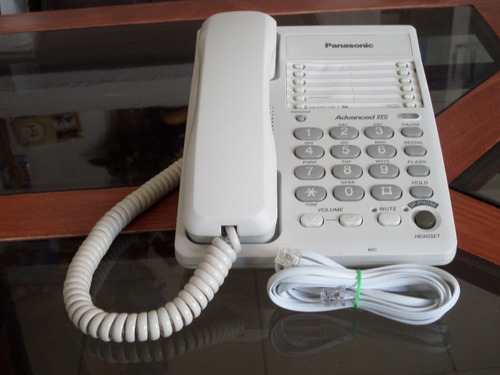 teléfono analógico panasonic  kx-ts105
