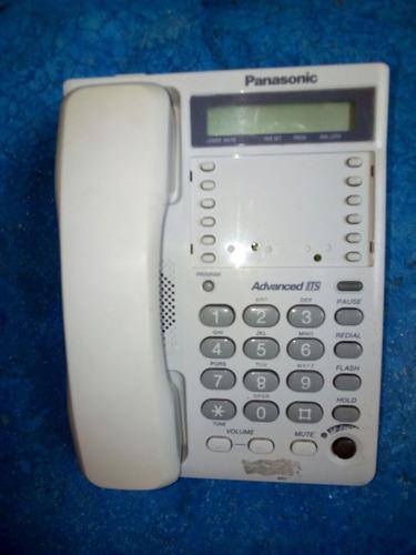 teléfono analógico panasonic kx-ts108