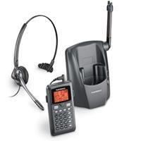 telefono analogico plantronics ct14 inalambrico con auricula