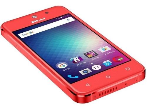 teléfono android 1gb ram blu mini vivo 5. doble sim barato
