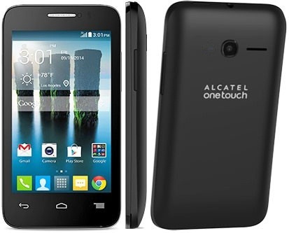 telefono android 4.4 alcatel evolve2 5mp