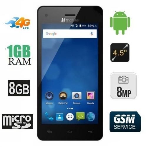telefono android 8gb 1gb ram lte whatsapp economico (nuevo)