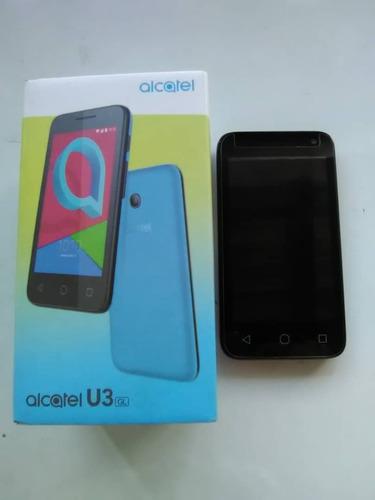 telefono android alcatel u3 gl 8mpx/8gb rom quad core