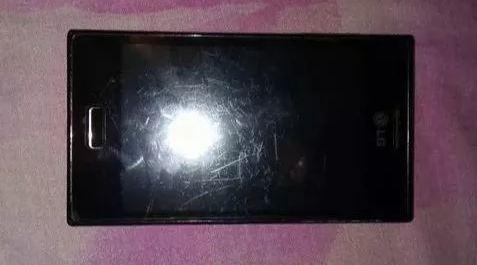 telefono android lg e 612g. (para repuesto)