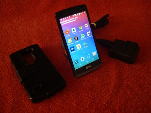 teléfono android lg león h 345