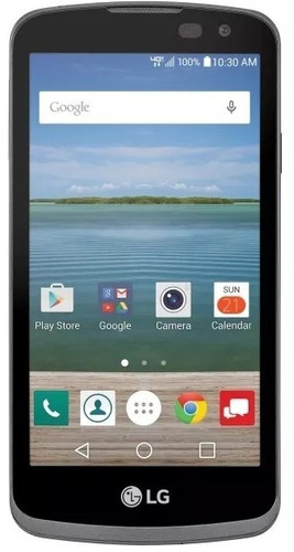 telefono android lg optimus zone 3 nuevo liberado tda (70t)