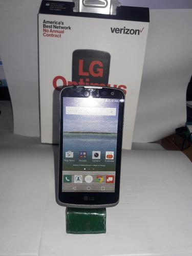 telefono android lg optimus zone 3 nuevo tienda no digitel