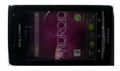 telefono android sony ericsson xperia x8 e15i