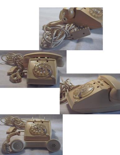 teléfono antiguo ¿70-¿80
