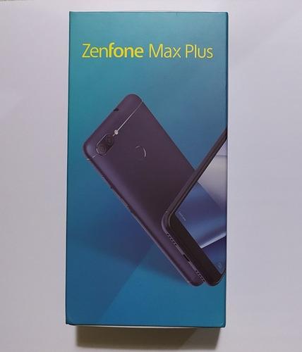 teléfono asus zenfone max plus (140 vrd)