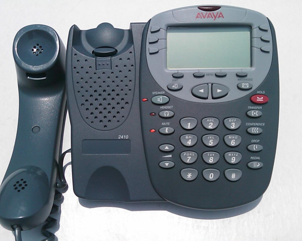 telefono avaya 2410 420 00 en mercado libre rh articulo mercadolibre com mx Telefono Modelo 3904 Avaya manual telefone avaya 2410