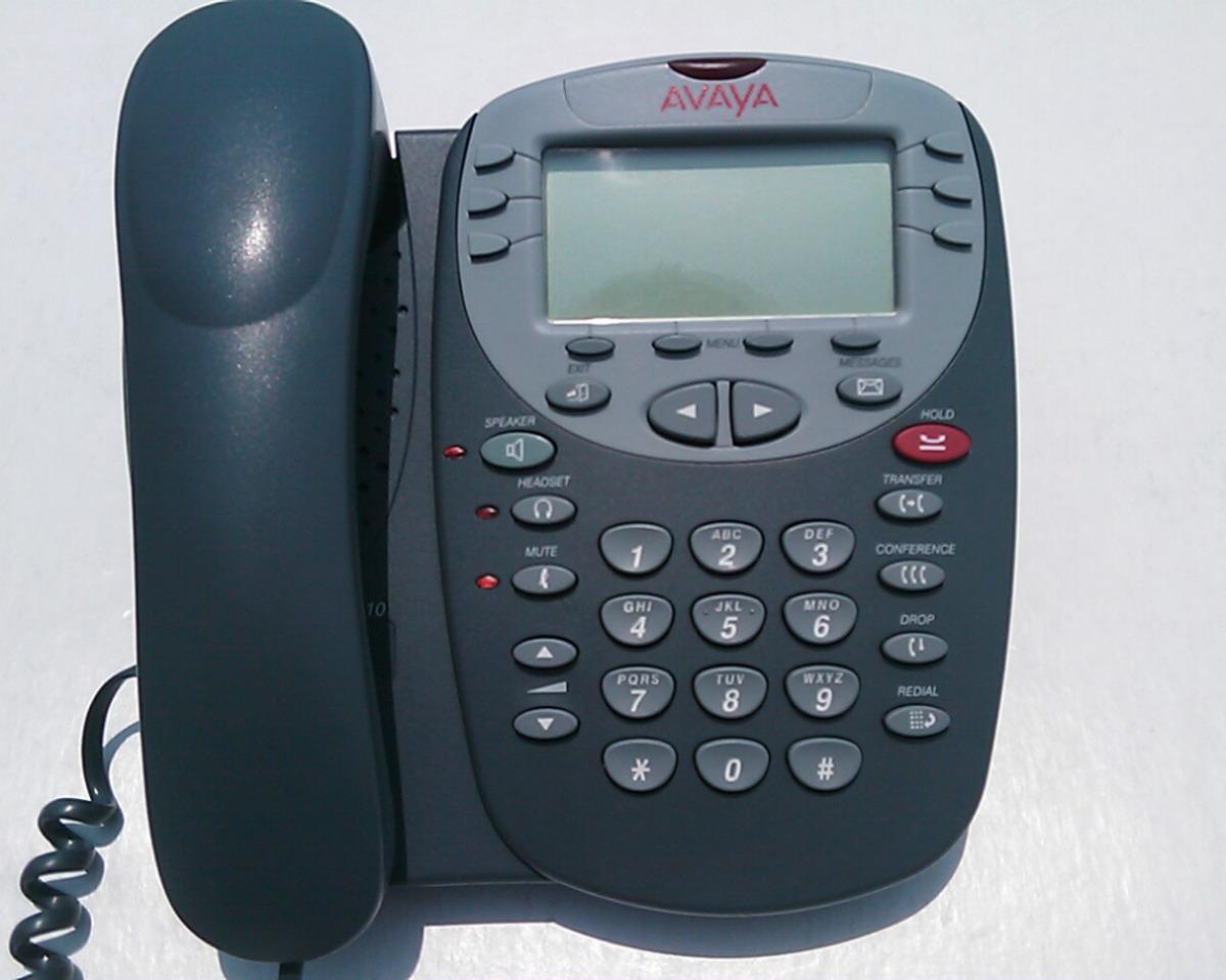 telefono avaya 2410 en mercado libre m xico rh listado mercadolibre com mx Telefonos Avaya Modelos Instructivo De Telefono Avaya