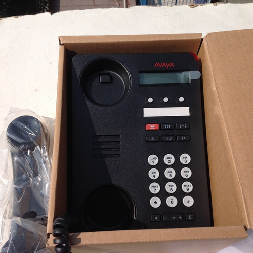 telefono avaya ip modelo 1603sw-i nuevo 700458524
